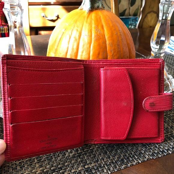 76430644e628 Louis Vuitton Handbags - Authentic LV Porte Billets Compact Wallet